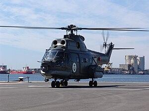 IAR 330 - IAR 330 Puma NAVAL variant.