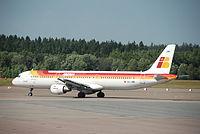 EC-JDM - A321 - Iberia Express