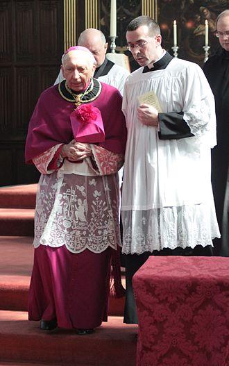 Angelo Acerbi - Bishop Angelo Acerbi