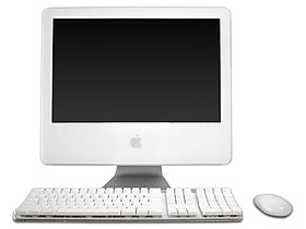 Image illustrative de l'article IMac G5