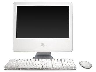IMac G5 - The iMac G5
