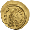 INC-2058-a Тремиссий. Ираклий. Ок. 610—613 гг. (аверс).png
