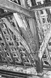 int. kapconstructie, onderste juk van kapspant - arnhem - 20311453 - rce