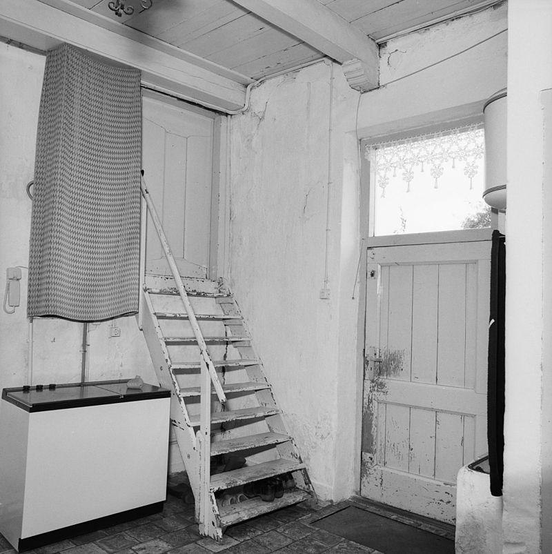 Boerderij terzijde van het huis oudegein aan de doorslag fraai dwarshuis terzijde bakhuis for Lay outs van het huis hal