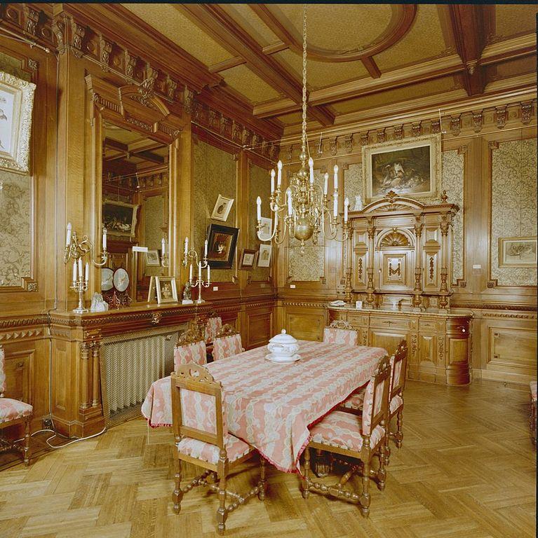 File interieur overzicht achterkamer amsterdam for Interieur amsterdam