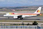 Iberia, Airbus A320-214, EC-ILS - MAD (19148267576).jpg