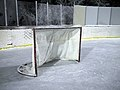 Ice hockey goal 20180112.jpg