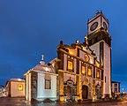 Iglesia de San Sebastián, Ponta Delgada, isla de San Miguel, Azores, Portugal, 2020-07-29, DD 120-122 HDR.jpg