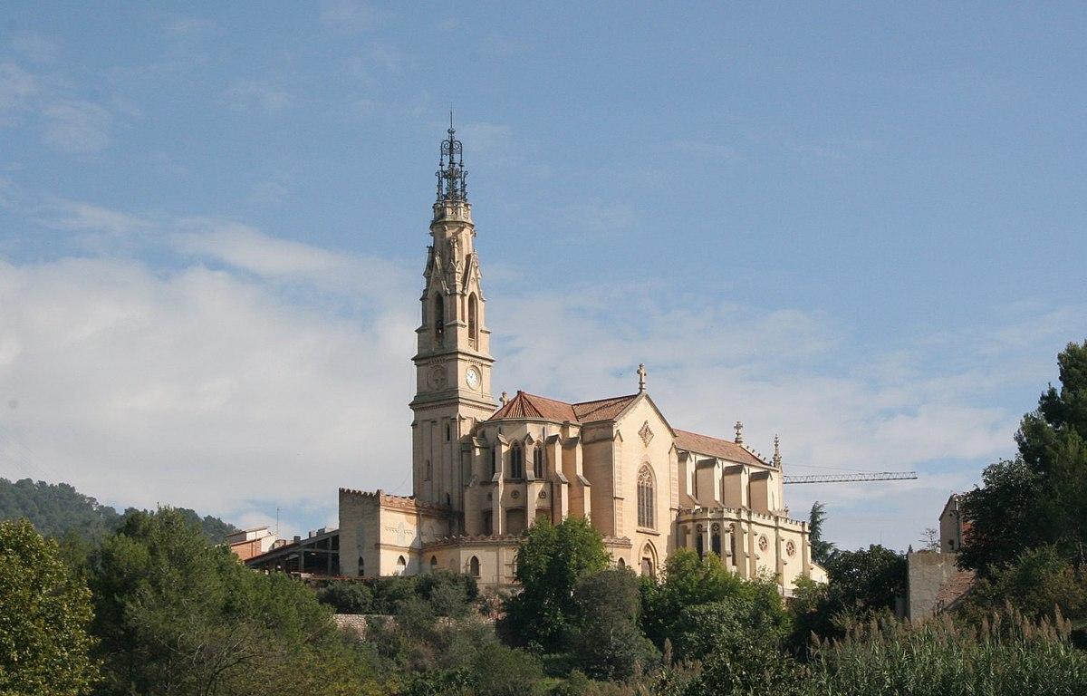 Castellar del vall s viquip dia l 39 enciclop dia lliure - Tiempo castellar del valles ...