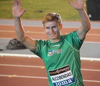 Igor Bychkov (athlete) pole vaulter