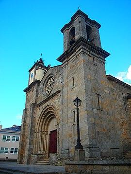 Iglesia de santa mar a del campo vivero wikipedia la for Viveros en lugo