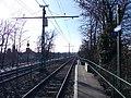 Ilonatelep HÉV station, 2019 Cinkota.jpg