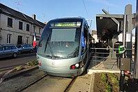 Inauguration de la branche vers Vieux-Condé de la ligne B du tramway de Valenciennes le 13 décembre 2013 (127).JPG