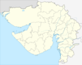 India Gujarat location map.png