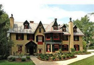 Chestnut Hill, Philadelphia - Inglewood Cottage on Bethlehem Pike