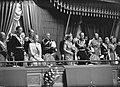 Inhuldiging koningin Juliana. Officieel slot van de feestweek. Gala-concert in h, Bestanddeelnr 900-0270.jpg