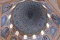 Inner Dome of Turabeg Khanym Mausoluem (27574334687).jpg