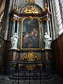 Inside in Amiens Cathedral, pic-006.JPG