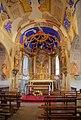 Intérieur de l'église de Bordes sur Lez (Ariège).jpg