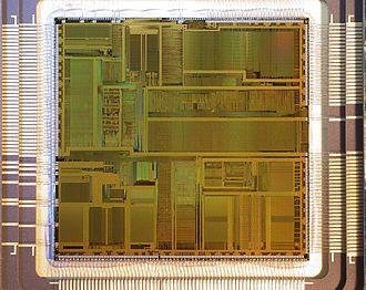 P5 (microarchitecture) - Image: Intel Pentium A80501 66 SX950