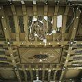 Interieur, overzicht van het plafond van de houten kamer op de eerste verdieping - Alphen aan den Rijn - 20396059 - RCE.jpg