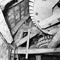 Interieur van watergedreven molen met onderslagrad, spoorwiel, tussenloper - Haaksbergen - 20283584 - RCE.jpg