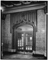Interior ,typical door off of main lobby - Atlanta City Hall, 68 Mitchell Street Southwest, Atlanta, Fulton County, GA HABS GA,61-ATLA,7-7.tif