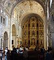 Interior Templo de Santo Domingo de Guzman Oaxaca.JPG