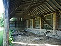 Interior of Barn at Southwaite Farm - geograph.org.uk - 461371.jpg