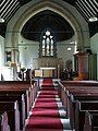 Interior of St Andrew, Firsby - geograph.org.uk - 432723.jpg