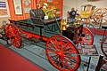 International Autowagon, 1907, made by International Harvester Co., Chicago, Illinois, 2 cylinder, gasoline engine - Luray Caverns Car and Carriage Museum - Luray, Virginia - DSC01237.jpg