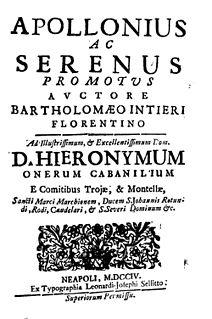 Bartolomeo Intieri Italian agronomist
