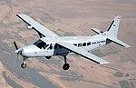 Iraqi Air Force Cessna 208 Caravan training mission.jpg