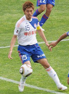 Isao Homma Japanese footballer