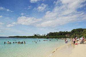 Isla Iguana Wildlife Refuge - Isla Iguana
