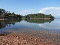 Islands on Nam Ngum Lake.JPG