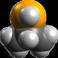 Isopropaneselenol-3D-vdW.png