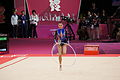 Israel Rhythmic gymnastics at the 2012 Summer Olympics (7915037696).jpg