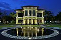 Istana Kampong Glam, Singapore, at dusk - 20121025.jpg