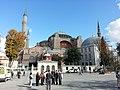 Istanbul, Ayasofya or Hagia Sophia - panoramio (13).jpg