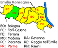 Italy.Emilia Romagna.Parma.Position.png
