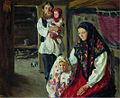 Ivan Kulikov Forester family 1909.jpg