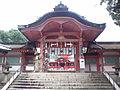 Iwashimizu Hachiman Shrine - Minami Somon.jpg