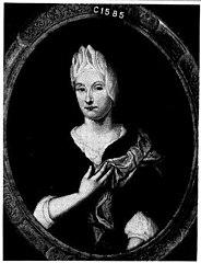 Anna Wilhelmi (1648-1728). Echtgenote van Johannes Radaeus