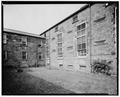 JAIL YARD ELEVATIONS - Essex County Jail, Newark, New and Wilsey Streets, Newark, Essex County, NJ HABS NJ,7-NEARK,31-3.tif