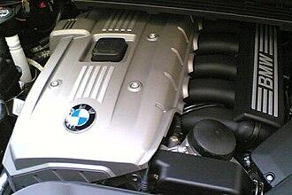 BMW N52 - Image: JK N52B30 2