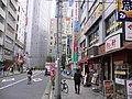 JR渋谷駅新南口前 - panoramio.jpg