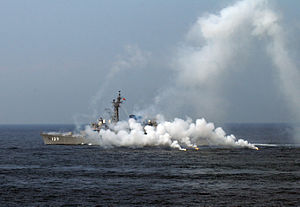 JS Yamayuki (DD-129) launches IR decoy flares.jpg