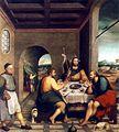 Jacopo da Ponte Cena in Emmaus.jpg
