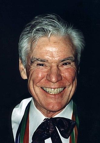 Jacques d'Amboise (dancer) - D'Amboise in 2000